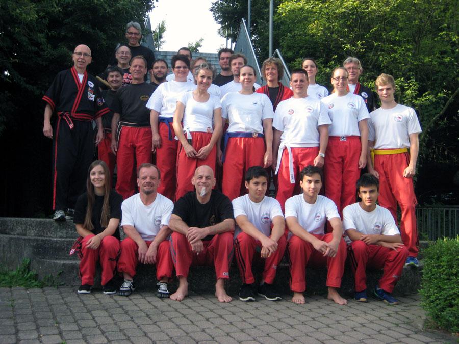 14. Int. Sommerlager in Schöneck 2015