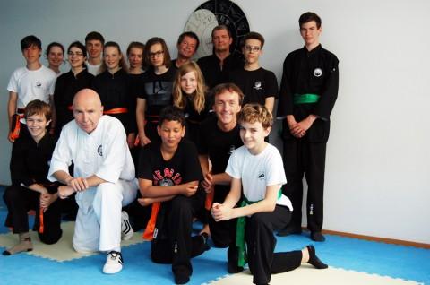 Shaolin Kung Fu Intensivtrainings vom 25. Juni 2016