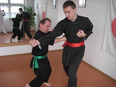 Shaolin Kung Fu Intensivtrainings vom 12. Nov. 2016