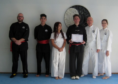 Shaolin Kung Fu Meister Joachim
