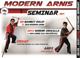 GM Dulay - Datu Inocalla Seminar